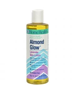 Home Health Almond Glow Skin Lotion Lavender - 8 fl oz
