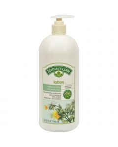 Nature's Gate Moisturizing Lotion Fragrance Free - 32 fl oz