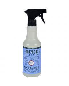 Mrs. Meyer's Multi Surface Spray Cleaner - Blubell - 16 fl oz - Case of 6