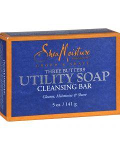 SheaMoisture Men's Utility Soap - 5 oz