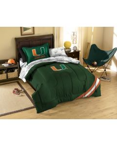 The Northwest Company Miami Twin Bed in a Bag Set (College) - Miami Twin Bed in a Bag Set (College)