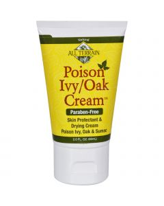 All Terrain Poison Ivy Oak Cream - 2 oz