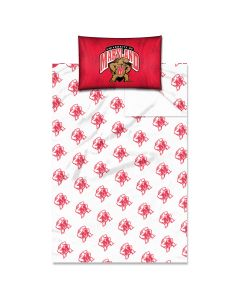 The Northwest Company Maryland College Twin Sheet Set