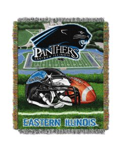 "The Northwest Company Eastern Illinois College ""Home Field Advantage"" 48x60 Tapestry Throw"