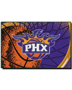 "The Northwest Company Suns 39""x59"" Tufted Rug (NBA) - Suns 39""x59"" Tufted Rug (NBA)"