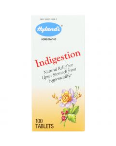 Hyland's Hylands Homeopathic Indigestion - 100 Tablets