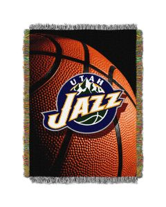 """The Northwest Company Jazz  """"Photo Real"""" 48x60 Tapestry Throw"""