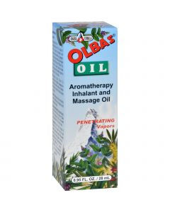 Olbas Oil - .95 fl oz