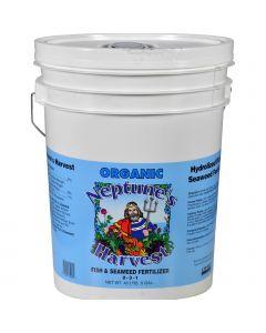 Neptune's Harvest Fertilizers Neptune's Harvest Fish and Seaweed Fertilizer Blend - Blue Label - 5 Gallon
