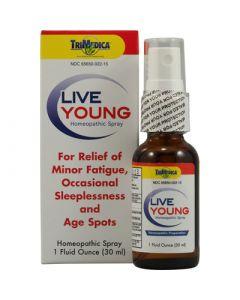 TriMedica Live Young - 1 fl oz
