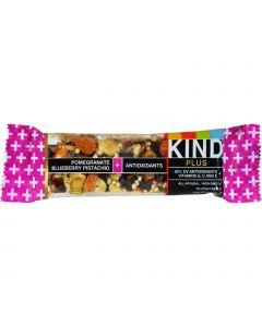 Kind Bar - Pomegranate Blueberry Pistachio Plus Anti-Oxidants - Case of 12 - 1.4 oz