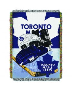 """The Northwest Company Maple Leafs  """"Home Ice Advantage"""" 48x60 Tapestry Throw"""
