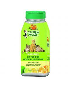 Citrus Magic Litter Box Odor Eliminator - 11.2 oz
