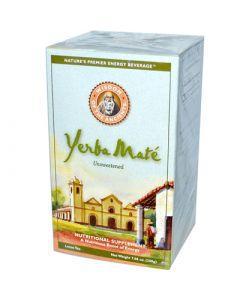 Wisdom of The Ancients Wisdom Natural Yerba Mate Loose Tea Unsweetened - 7 oz