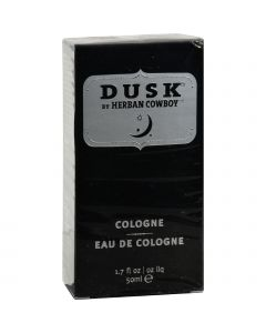 Herban Cowboy Natural Grooming Cologne Dusk - 1.7 fl oz
