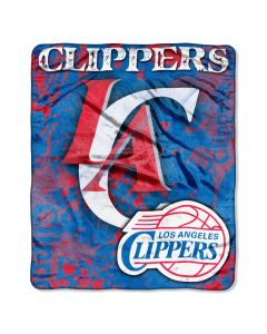 The Northwest Company Clippers  50x60 Raschel Throw - Dropdown Series