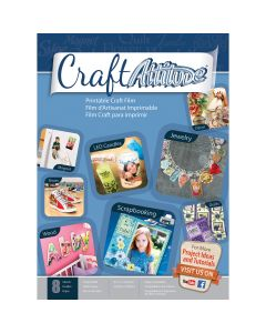 "Avatrex Craft Attitude 8.5""X11"" 8/Pkg-"
