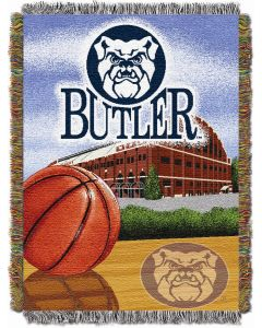"""The Northwest Company Butler """"Home Field Advantage"""" 48""""x 60"""" Tapestry Throw (College) - Butler """"Home Field Advantage"""" 48""""x 60"""" Tapestry Throw (College)"""