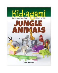 Dover Publications-Kid-Agami Jungle Animals