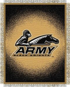 """The Northwest Company US Military Academy """"Focus"""" 48""""x60"""" Triple Woven Jacquard Throw (College) - US Military Academy """"Focus"""" 48""""x60"""" Triple Woven Jacquard Throw (College)"""