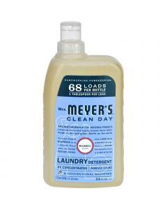 Mrs. Meyer's 68 Load 4x Laundry Detergent - Bluebell- 34 fl oz