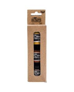 Prima Marketing Finnabair Art Extravagence Rust Paste Set-3 Colors, 1.7 Fl Oz Each