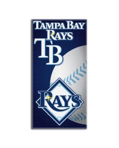 "The Northwest Company Rays 30""x60"" Terry Beach Towel (MLB) - Rays 30""x60"" Terry Beach Towel (MLB)"
