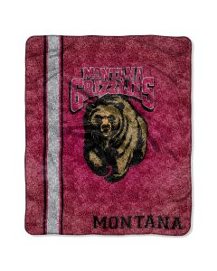 "The Northwest Company Montana College ""Jersey"" 50x60 Sherpa Throw"