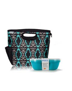 Blue Avocado Preserve Clutch Kit,Black