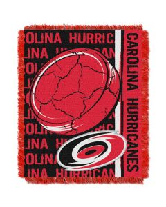 The Northwest Company Hurricanes  48x60 Triple Woven Jacquard Throw - Double Play Series