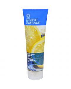 Desert Essence Shampoo - Italian Lemon - 8 oz