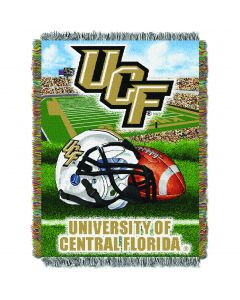 """The Northwest Company Central Florida College """"Home Field Advantage"""" 48x60 Tapestry Throw"""