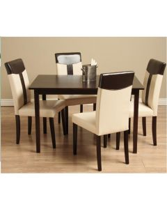 Warehouse of Tiffany Tiffany 5-piece Dining Room Set