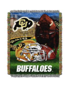 "The Northwest Company Colorado College ""Home Field Advantage"" 48x60 Tapestry Throw"