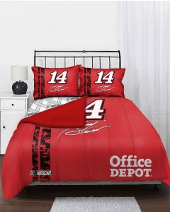 The Northwest Company Tony Stewart Full Bed in a Bag Set (NASCAR) - Tony Stewart Full Bed in a Bag Set (NASCAR)