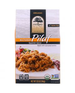 truRoots Rice Pilaf - Organic - Spanish Spice - 5.15 oz - case of 6