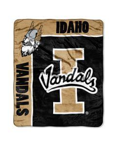 "The Northwest Company Idaho ""School Spirit"" 50""x60"" Raschel Throw (College) - Idaho ""School Spirit"" 50""x60"" Raschel Throw (College)"