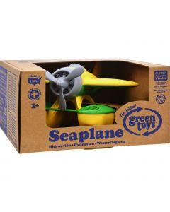 Green Toys Seaplane - Yellow