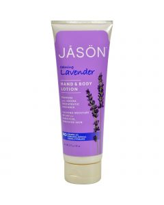 Jason Natural Products Jason Pure Natural Hand and Body Lotion Calming Lavender - 8 fl oz