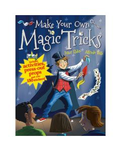 NEW! Sterling Publishing-Make Your Own Magic Tricks