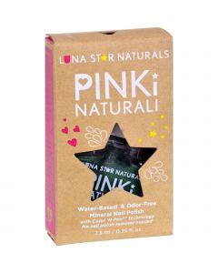 Lunastar Pinki Naturali Nail Polish - Saint Paul (Green) - .25 fl oz - Lunastar Pinki Naturali Nail Polish - Saint Paul (Green) - .25 fl oz