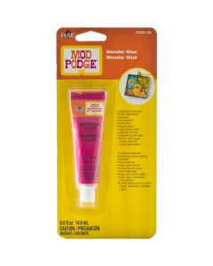 Plaid:Craft Mod Podge Wonder Glue-.5oz