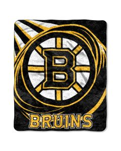The Northwest Company Bruins  50x60 Sherpa Throw