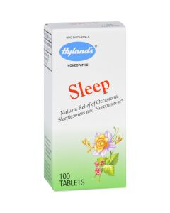 Hyland's Hylands Homeopathic Sleep - 100 Tablets