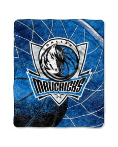 The Northwest Company Mavericks  50x60 Sherpa Throw - Reflect Series