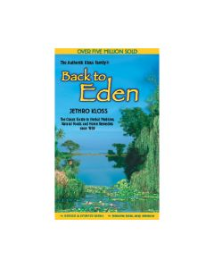 Books - All Publisher Titles Back to Eden by Kloss - Paperback