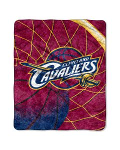 The Northwest Company Cavaliers   50x60 Sherpa Throw - Reflect Series