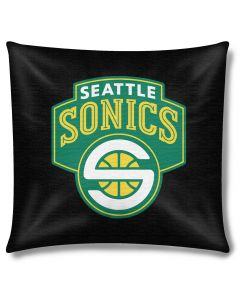 "The Northwest Company Supersonics 18""x18"" Cotton Duck Toss Pillow (NBA) - Supersonics 18""x18"" Cotton Duck Toss Pillow (NBA)"