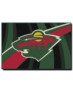 "The Northwest Company Wild 39""x59"" Tufted Rug (NHL) - Wild 39""x59"" Tufted Rug (NHL)"