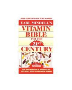 Books - All Publisher Titles Vitamin Bible
